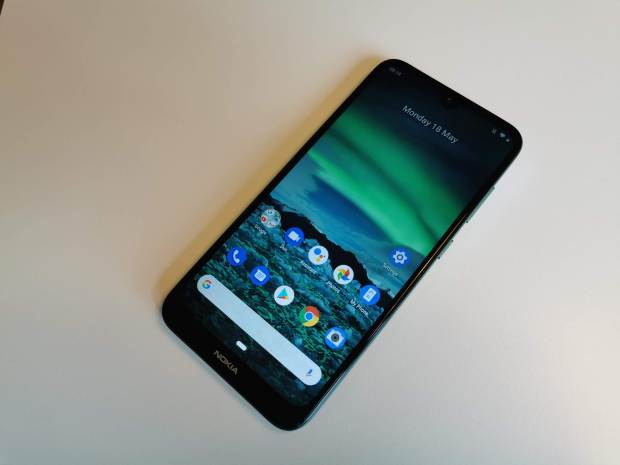 Nokia 2.3 front