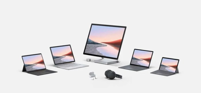 Microsoft launches Surface Go 2, Surface Book 3, Surface Headphones 2 and Surface Earbuds