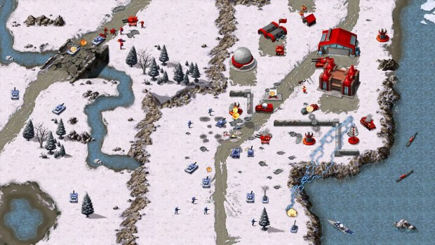 Command & Conquer Remastered Screenshot