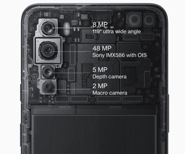 OnePlus Nord Camera Setup