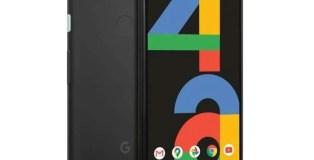 Google Pixel 4a Side profile