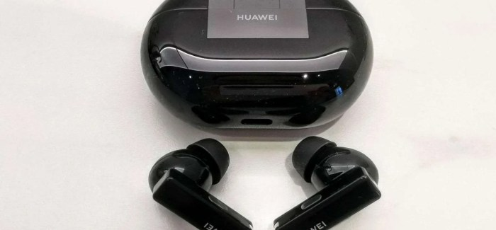REVIEW: Huawei FreeBuds Pro  – Best ANC Earbuds of 2020?