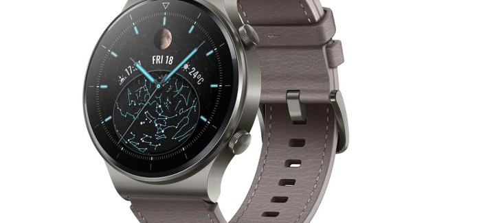 Huawei Announce Watch GT 2 Pro & Huawei Watch Fit at HDC2020