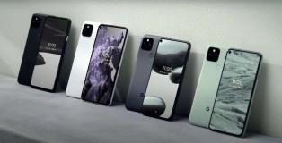 Pixel 5 & Pixel 4a 5G