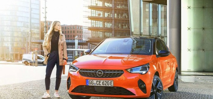 "Opel Launches Electric ""Take Charge"" Offer, An Irish Motor Industry First"