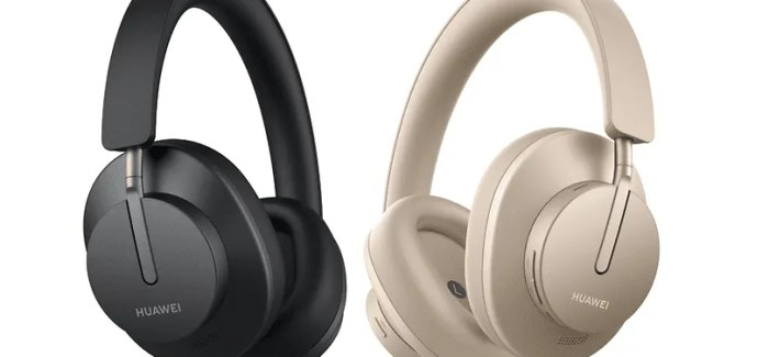 Huawei announced FreeBuds Studio – Their first pair of ANC over-ear headphones