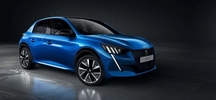 REVIEW: PEUGEOT e-208 Another great electric city car