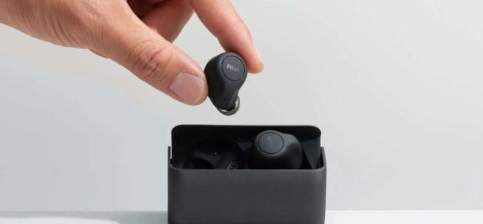 RHA Announces new €299 TrueControl ANC Earbuds