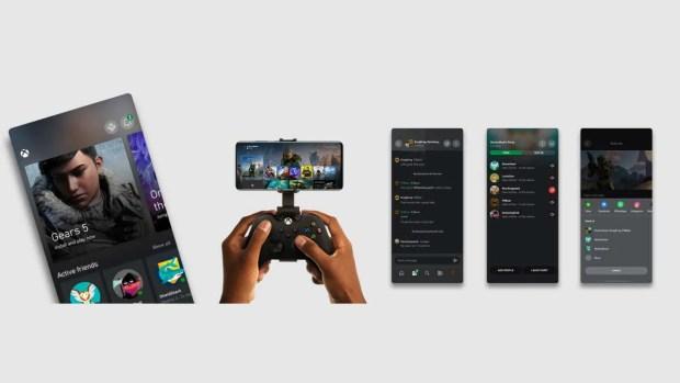 New Xbox App