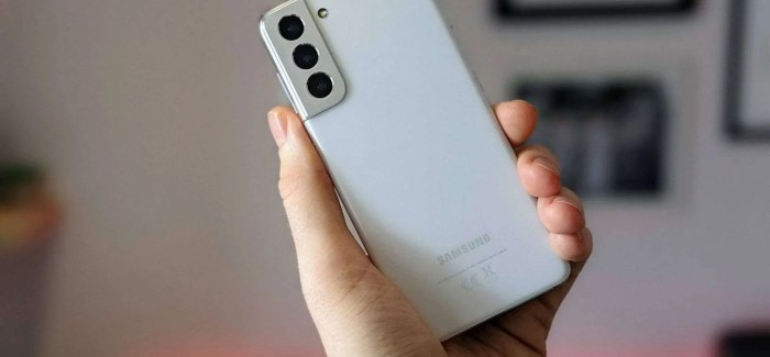 REVIEW: Samsung Galaxy S21 – A Galaxy for the Masses