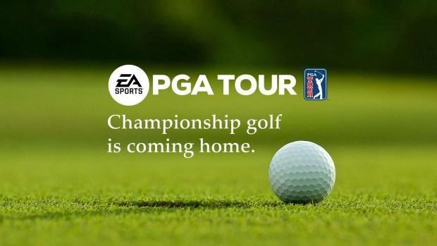 PGA Tour EA Sports