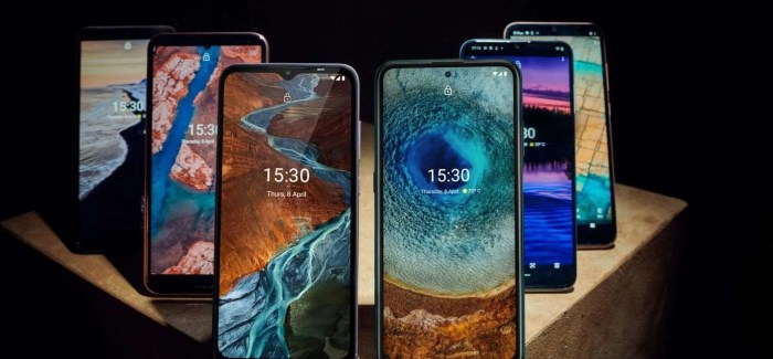 HMD Global introduces 5 new Nokia phones for Ireland including new X & G Series devices
