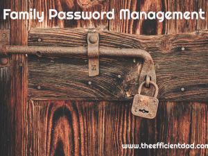 Family Password Management