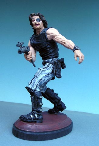 The Escape From New York  LA Page  A Tribute to Snake Plissken