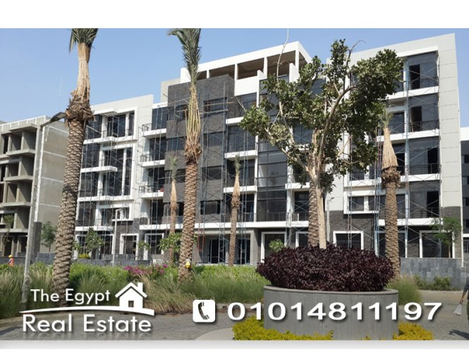 The Egypt Real Estate Residential Apartments For In Waterway Compound Cairo