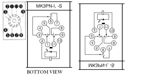 11 Pin Relay Socket Wiring Diagram  Somurich