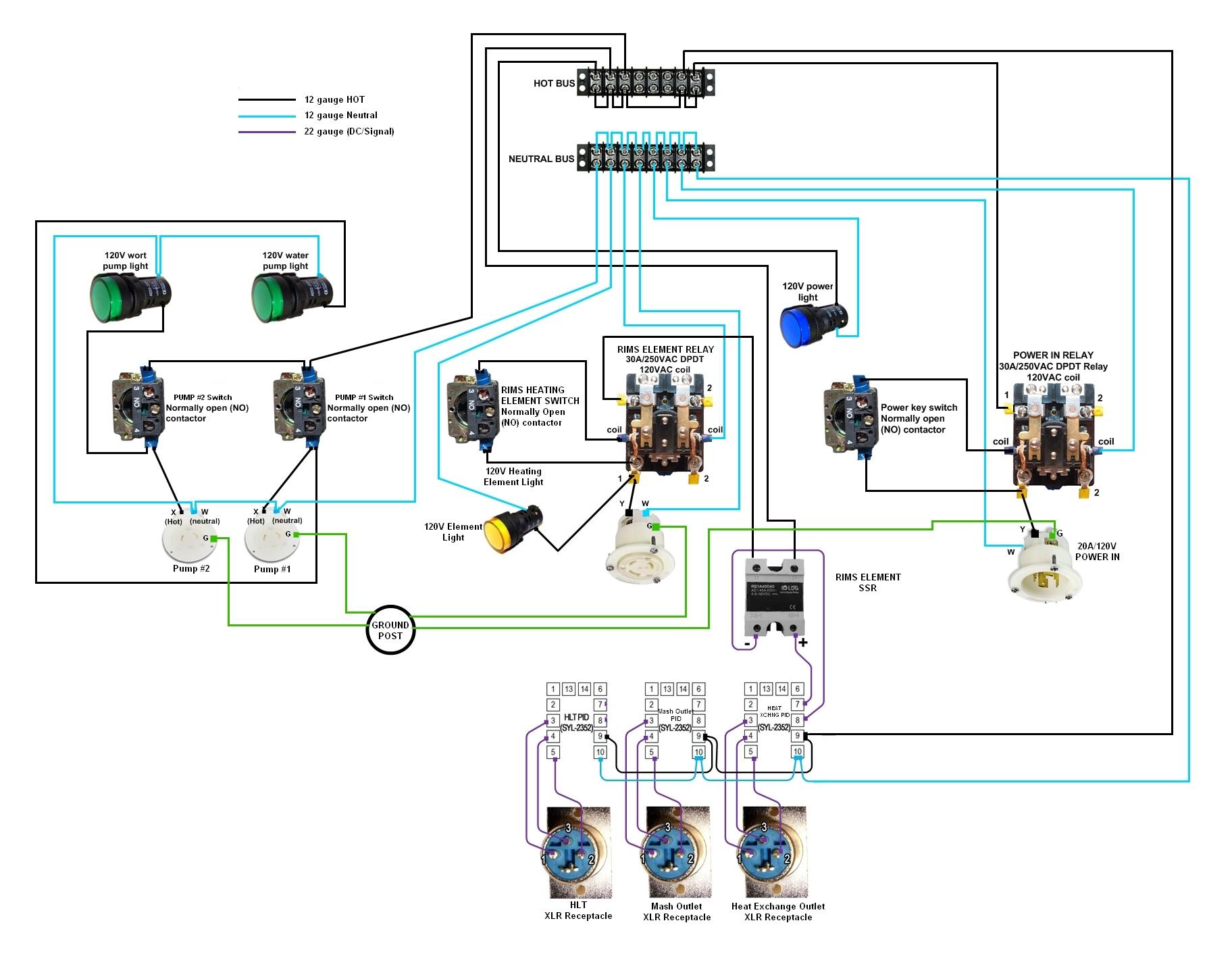 Relay Wiring Diagram Honeywell R8222u 1071 Free For Switching R845a Libraries Rh W38 Mo Stein De Ra832a