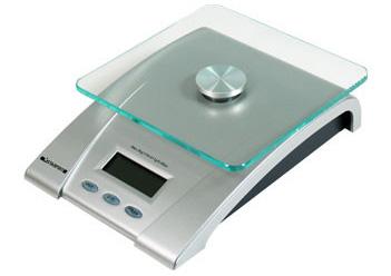 Digital Kitchen Scale With 1 Gram 004 Oz Resolution 10