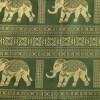 Elephant Emerald Green Detail no flash