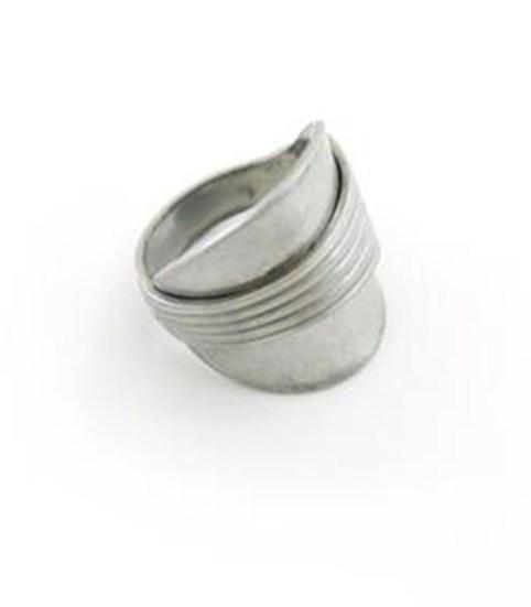 _0010_Metal Spoon Ring with Ridges