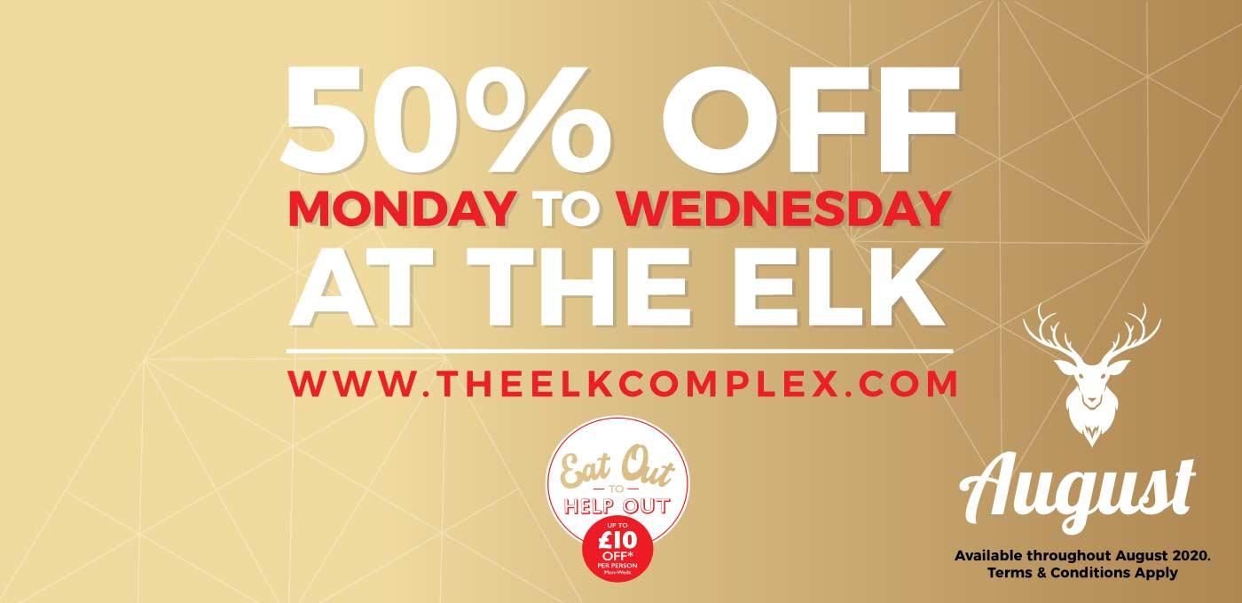 The Elk Complex Toomebridge