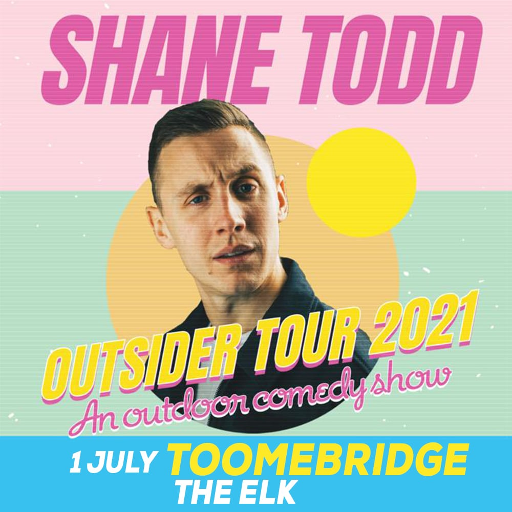 Shane Todd at The Elk Toome