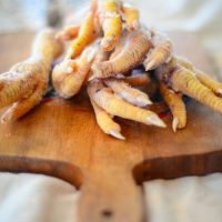 Chicken Feet: Why you need them in your diet and how to prepare them!
