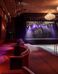 Established in the el rey theatre also special events rh theelrey