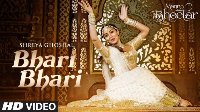 Bhari bhari lyrics