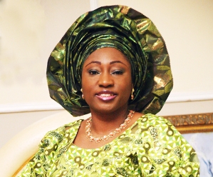 Wife of Ekiti State Governor