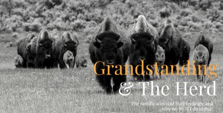 Grandstanding & The Herd