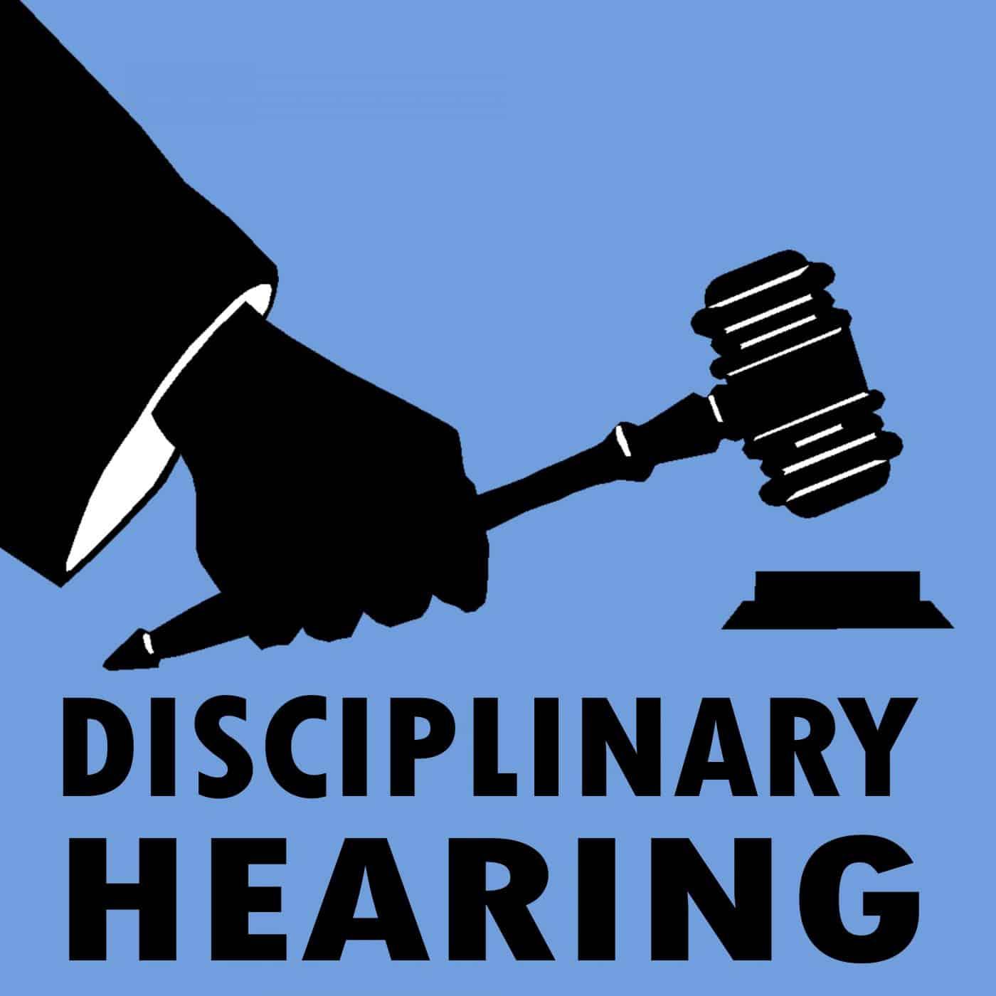 Disciplinary Procedures Image
