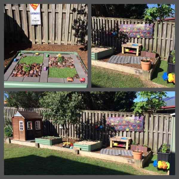 Creative Outdoor Play Areas