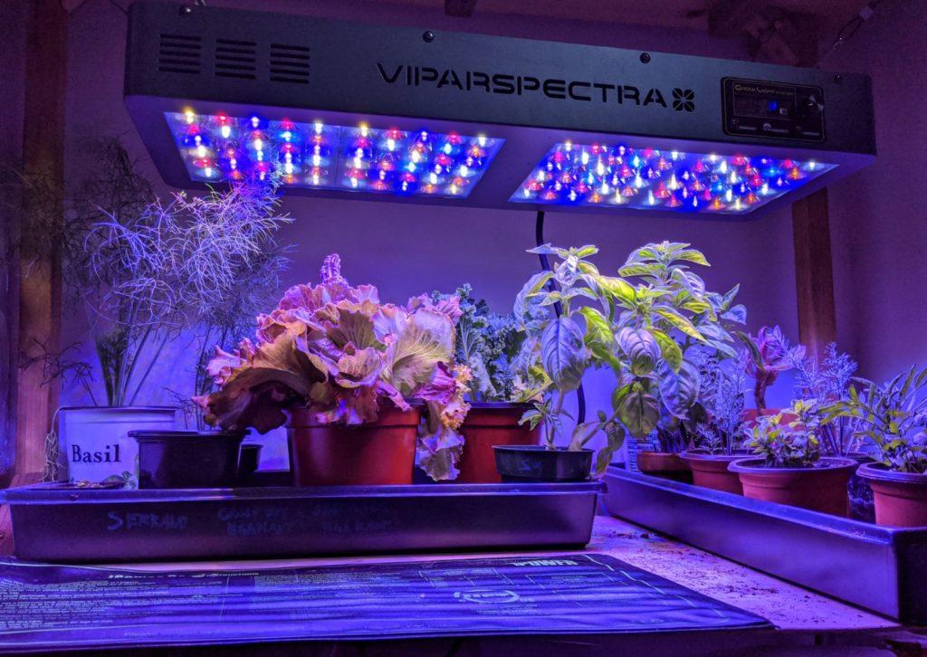 viparspectra plant light