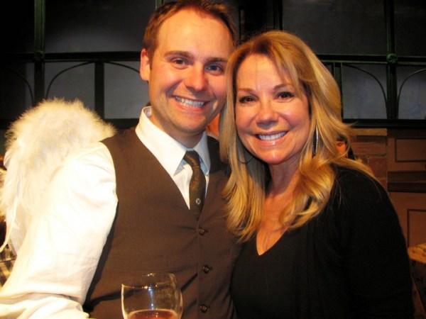 Steve and Kathie Lee