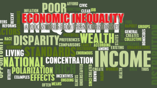economic inequality rising inequality