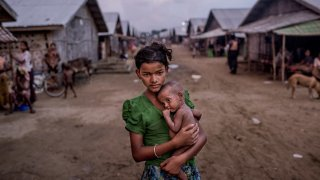rohingya fact sheet