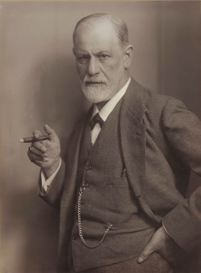 sigmund freud and lovers of self