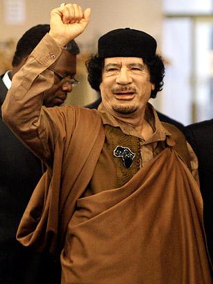 what is happening in libya
