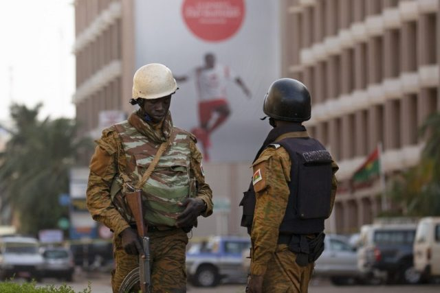 christians killed in burkina faso