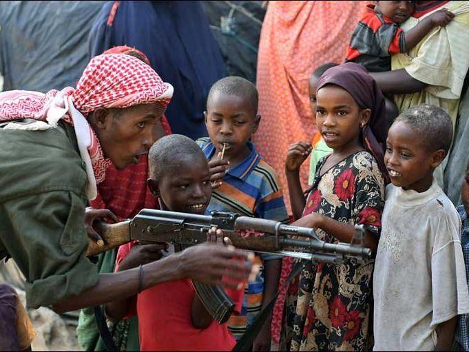 children in armed conflict
