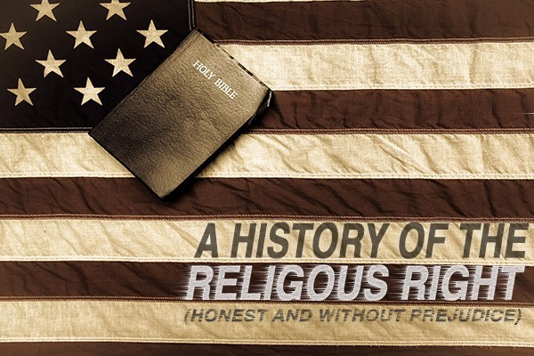 history of the religious right podcast series