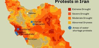 Water Crisis in Iran
