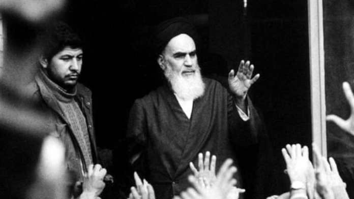 history of iran khomeini