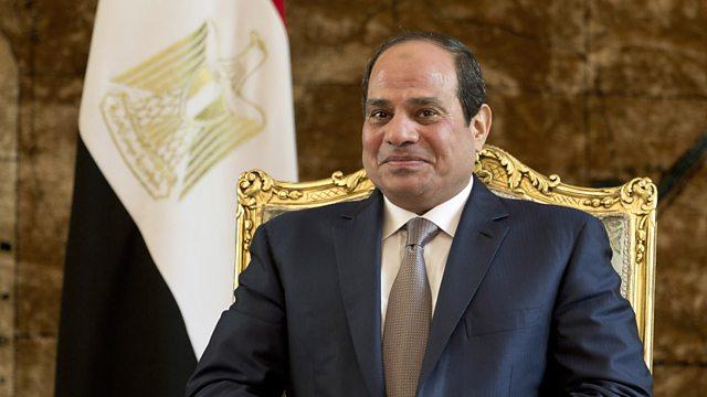 egyptian president sisi