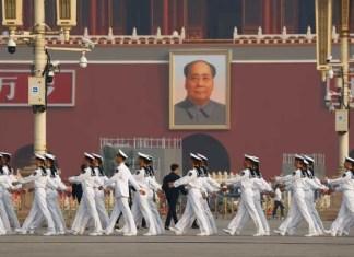 70 Year Communist Anniversary in China