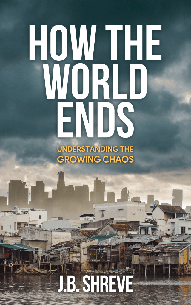 jb shreve how the world ends