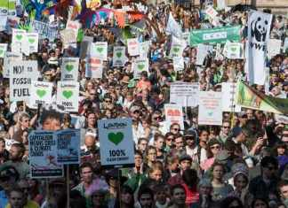 global protest movement