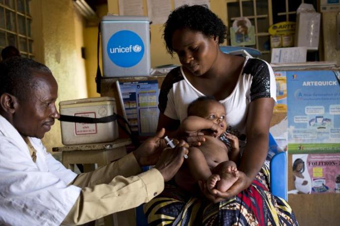 DRC measles outbreak