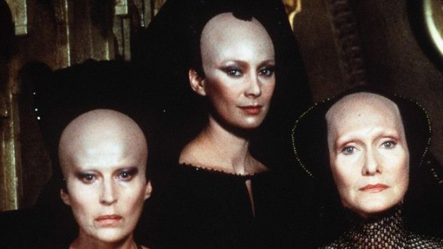 The Bene Gesserit of Dune